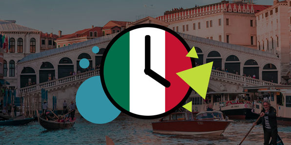 3 Minute Italian - Course 2: Language Lessons for Beginners - Product Image