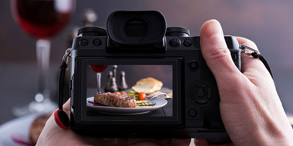 DIY Food Photography: Capturing Food in Your Kitchen - Product Image