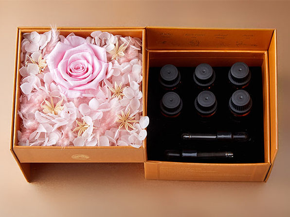 Flower Essential Oils Set: Fresh & Gorgeous!