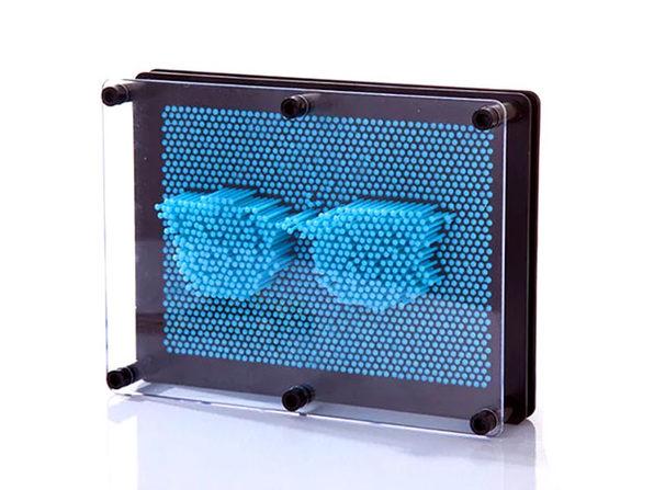Pin Point Impression 3D Sculpture Frame