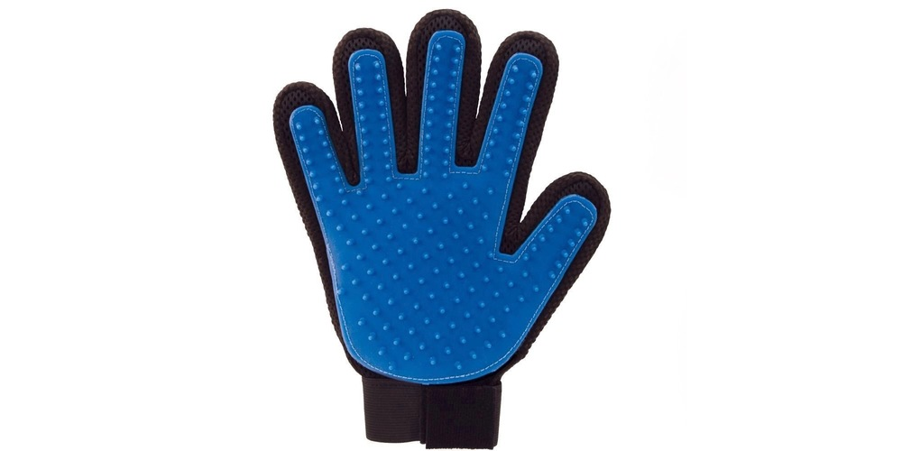 Pet Grooming Glove Ideal Brush & Massage Tool