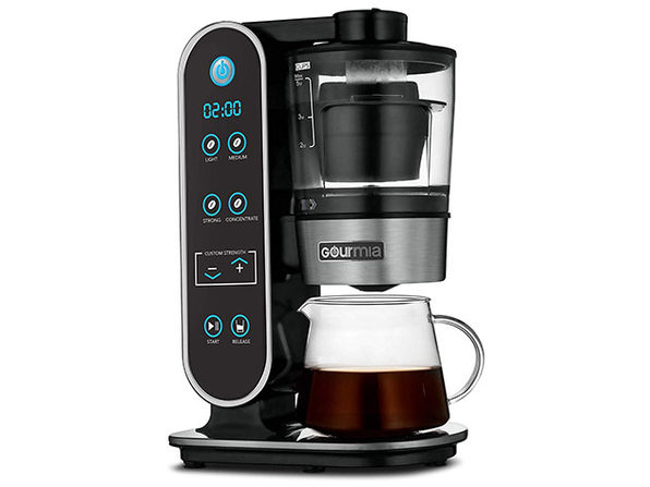 Gourmia® GCM7800 Brewdini™ 5-Cup Cold Brew Coffee Maker