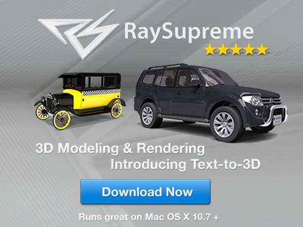 RaySupreme - Product Image