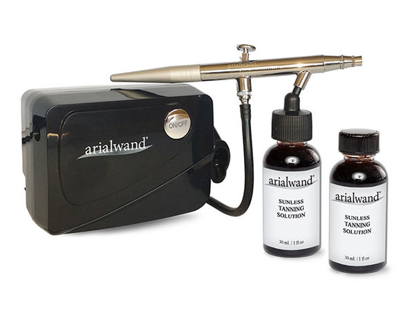 Arialwand Sunless Tanning Solution Kit