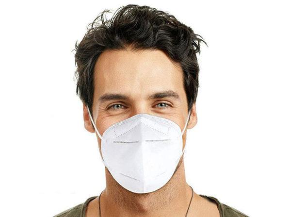 KN95 Face Masks: 10-Pack