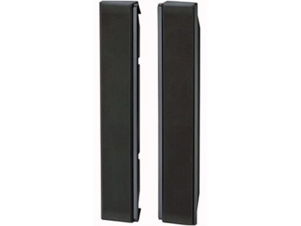 Stereo TY-SP50P8WK 50infor Plasma Series 8-12 Panasonic 2.0 Speaker System,Black (New) - Product Image
