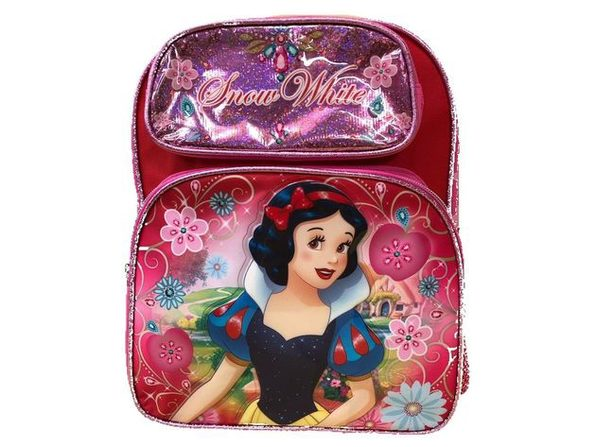 Backpack - Snow White - Small 12 Inch Backpack