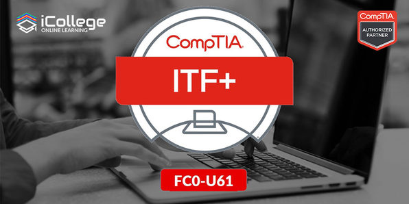 CompTIA IT Fundamentals+ (FC0-U61) - Product Image