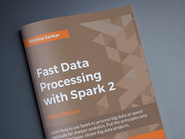 Fast Data Processing with Spark 2 eBook - Product Image