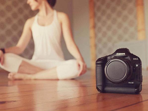 Yoga for Photographers with Vanessa Joy