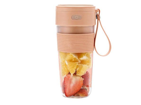Portable 10oz Juicer Cup (Pink)
