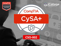 CompTIA CySA+ (CS0-002) - Product Image
