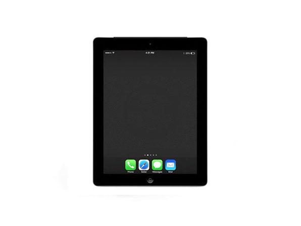 "Apple iPad 3 9.7"" 32GB - Black (Certified Refurbished)"