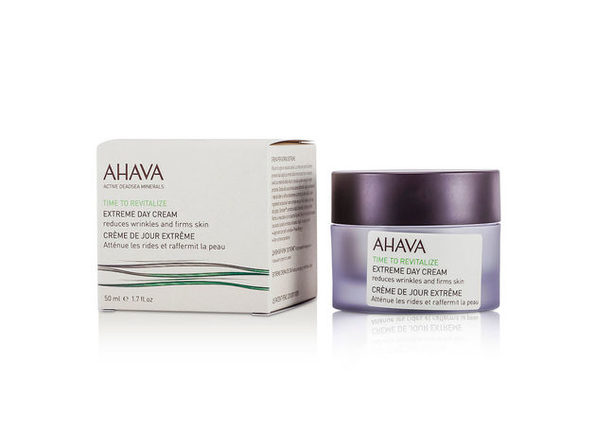 Ahava by Ahava Time To Revitalize Extreme Day Cream --50ml/1.7oz for WOMEN ---(Package Of 6) - Product Image