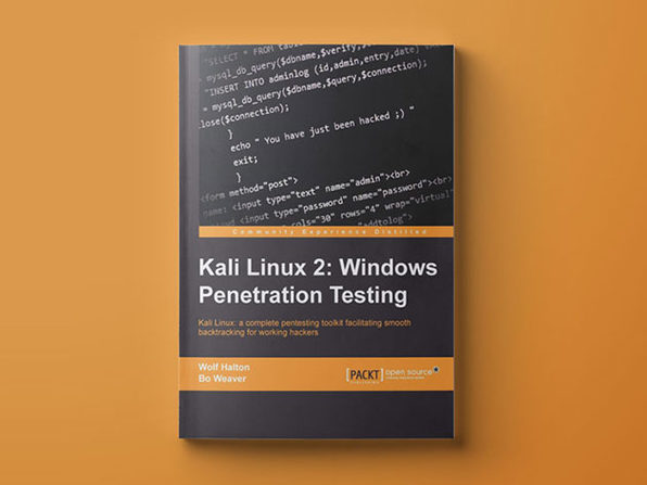 Kali Linux 2: Windows Penetration Testing