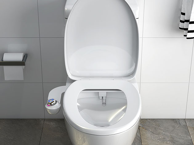 Forget Fighting Over Toilet Paper This Easy To Install Bidet Attachment Is Only 50 The Daily Caller