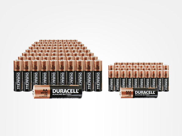 Duracell Batteries For A Year - Product Image