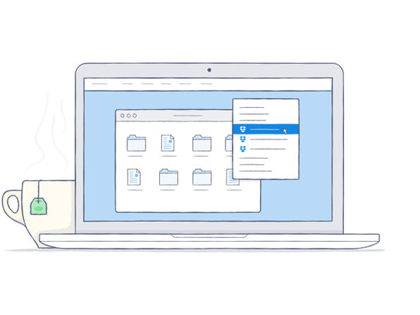 Dropbox Pro: 3-Month Trial - Product Image