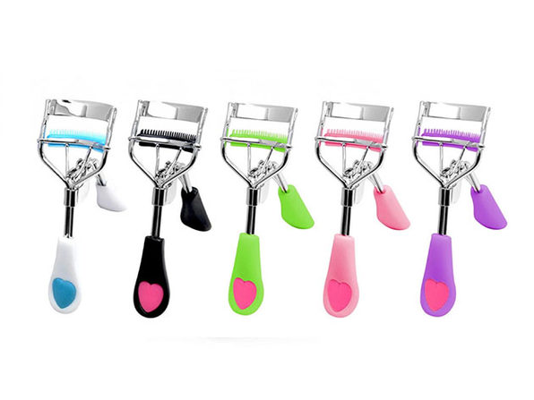 Eyelash Curler with Comb