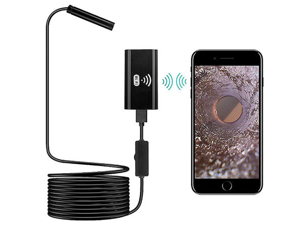 Sinji Flexible Borescope Camera for Android & iOS
