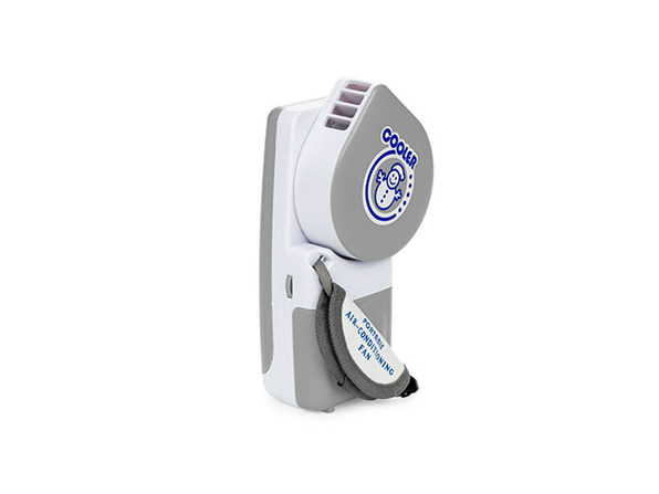 Portable Air Conditioner Grey - Product Image