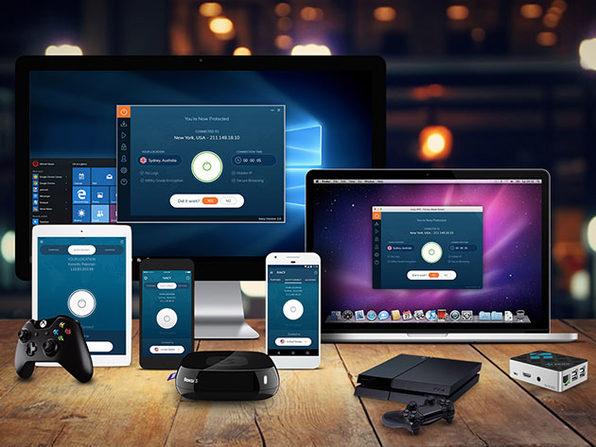 Ivacy VPN: Lifetime Subscription (5 Devices)