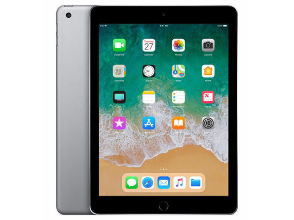 "Apple iPad 6th Gen 9.7"" 32GB - Space Gray (Refurbished: Wi-Fi Only)"