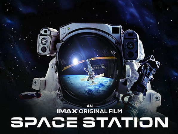 An IMAX Original Film: Space Station - Product Image