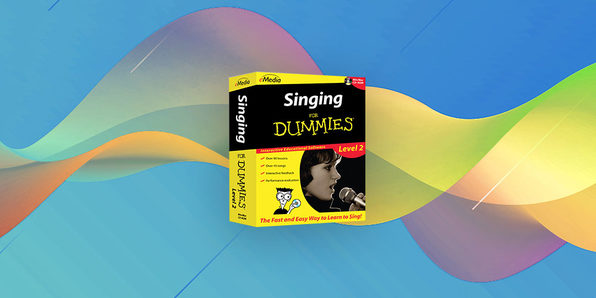 eMedia Singing For Dummies® Level 2 - Product Image