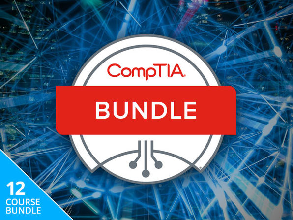 The Complete CompTIA Certification Training Bundle: Lifetime Access