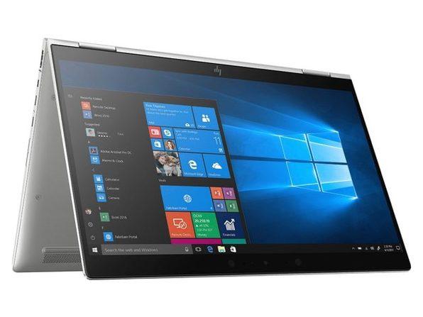 "HP EliteBook X360 13"" Laptop, 2.6GHz Intel i5 Dual Core Gen 7, 16GB RAM, 512GB SSD, Windows 10 Professional 64 Bit (Grade B)"