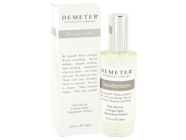 Demeter by Demeter Thunderstorm Cologne Spray 4 oz for Women (Package of 2) - Product Image