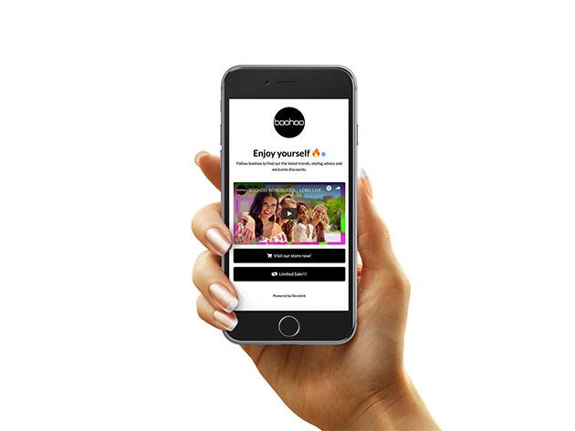 Stack Social Deal for Revolink Page Builder & Link Shortener Platinum Plan: Lifetime Subscription