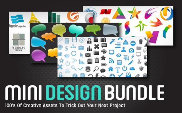 The Mini Design Bundle - Product Image