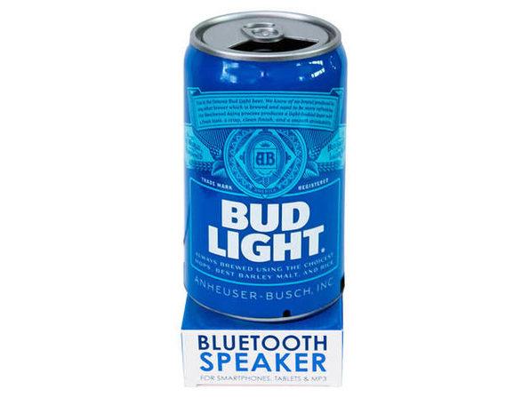Bud Light BLBCS001  Can Portable Bluetooth Speaker - Product Image