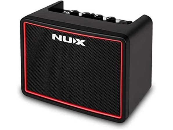 NUX Mighty Lite BT Mini Portable Modeling Guitar Amplifier with Bluetooth, Black (Used, Open Retail Box)