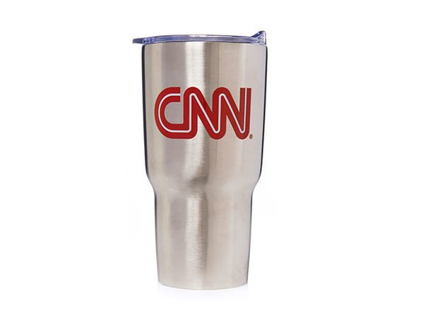 CNN Insulated Tumbler - Product Image