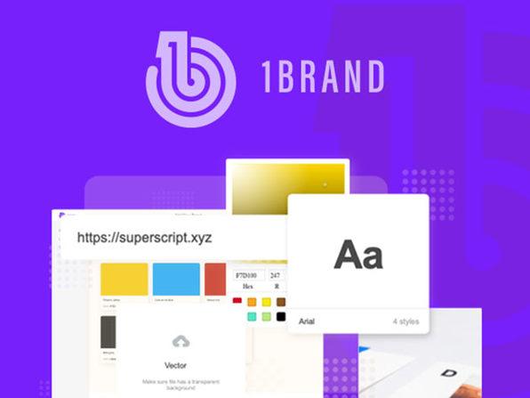 1Brand Creative Brand Strategies: Lifetime Subscription