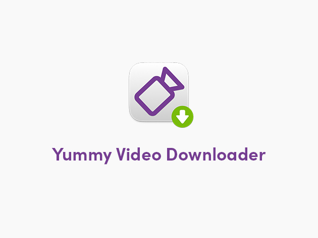 Stack Social Deal for Yummy Video Downloader for Mac: Lifetime Subscription