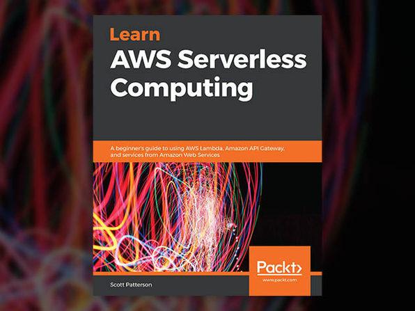 Learn AWS Serverless Computing - Product Image