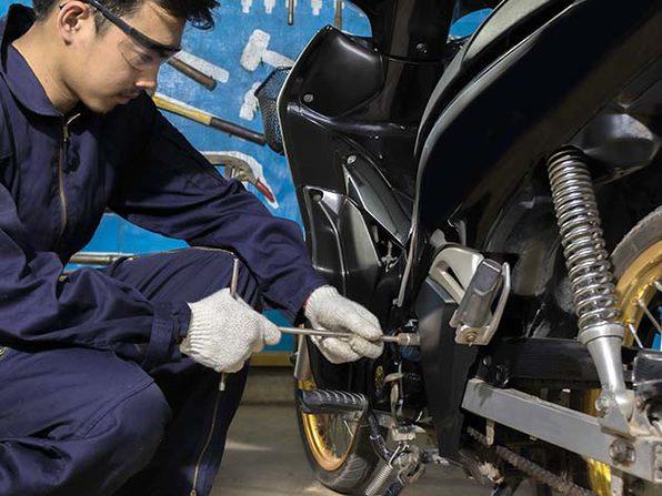 Motorbike Maintenance Course - Product Image