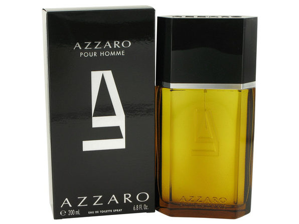 3 Pack AZZARO by Azzaro Eau De Toilette Spray 6.8 oz for Men - Product Image