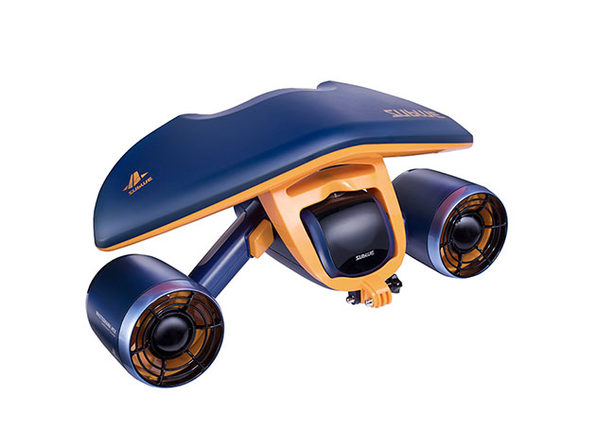 Whiteshark Mix Underwater Scooter (Space Blue)