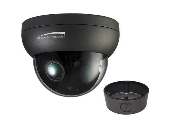 2MP INTENSIFIER IP DOME CAMERA, 2.7-12MM MOTORIZED