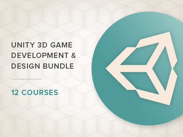 Unity 3D Game Development & Design 4-Course Bundle - Product Image