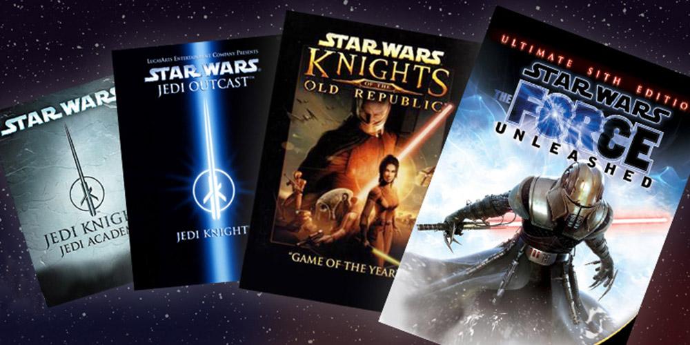 The Steam Powered Star Wars Gamer Bundle
