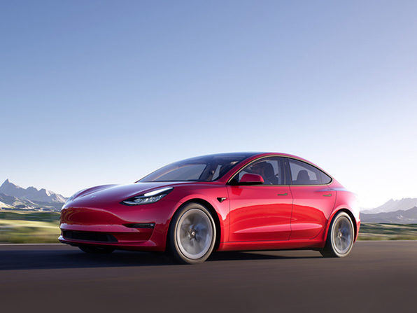 100 Entries to Win a 2021 Tesla Model 3 & Donate to Charity