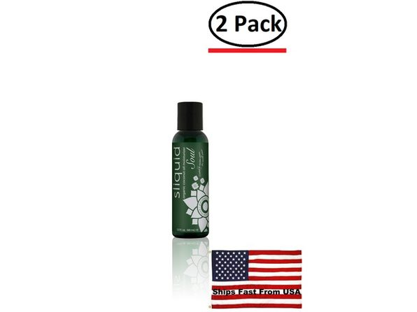 ( 2 Pack ) Sliquid Soul - 2.0 Fl. Oz. (59 ml) - Product Image