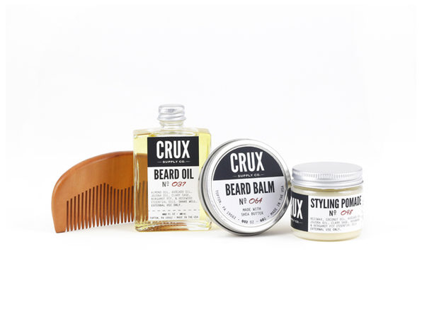 Grooming Bundle with Pomade