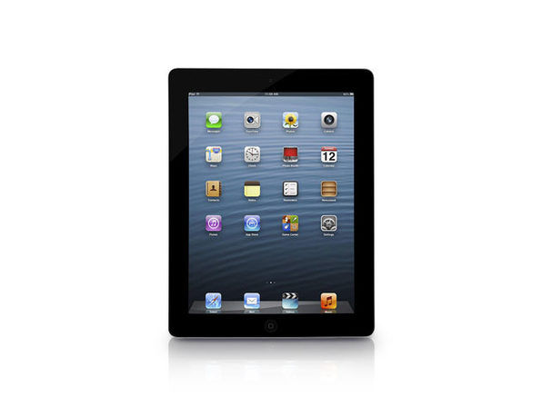 "Apple iPad 3 9.7"" 64GB WiFi Black (Refurbished)"